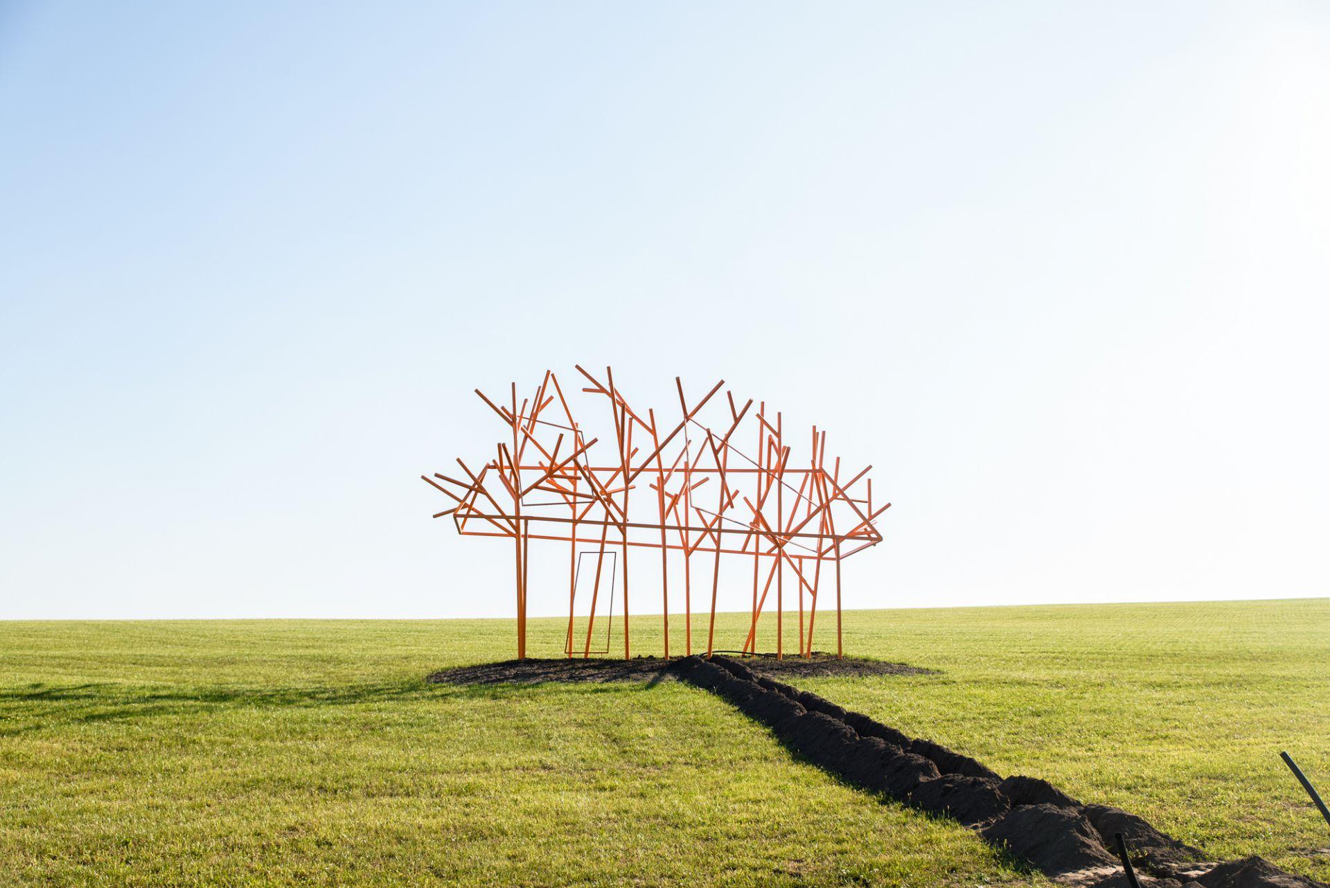 «Дерево жизни». Автор — Антон Логов.