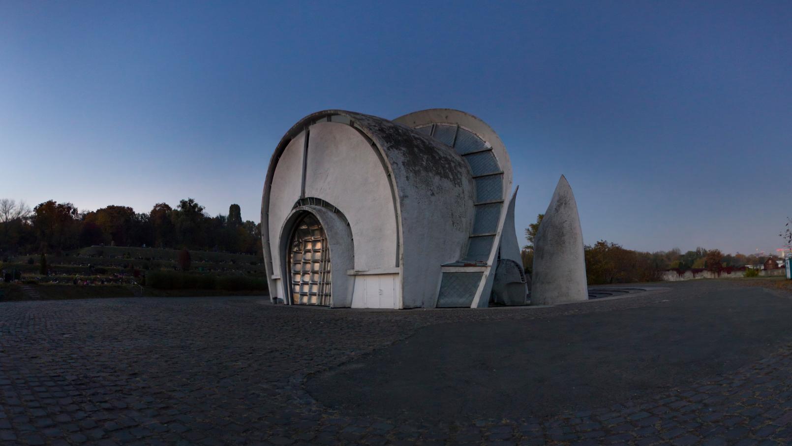 В Киеве девять зданий получили статус объектов культурного наследия. Среди них — залы крематория