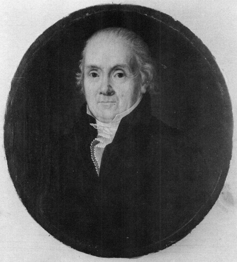 На фото — изобретатель Франсуа Исаак де Риваз.