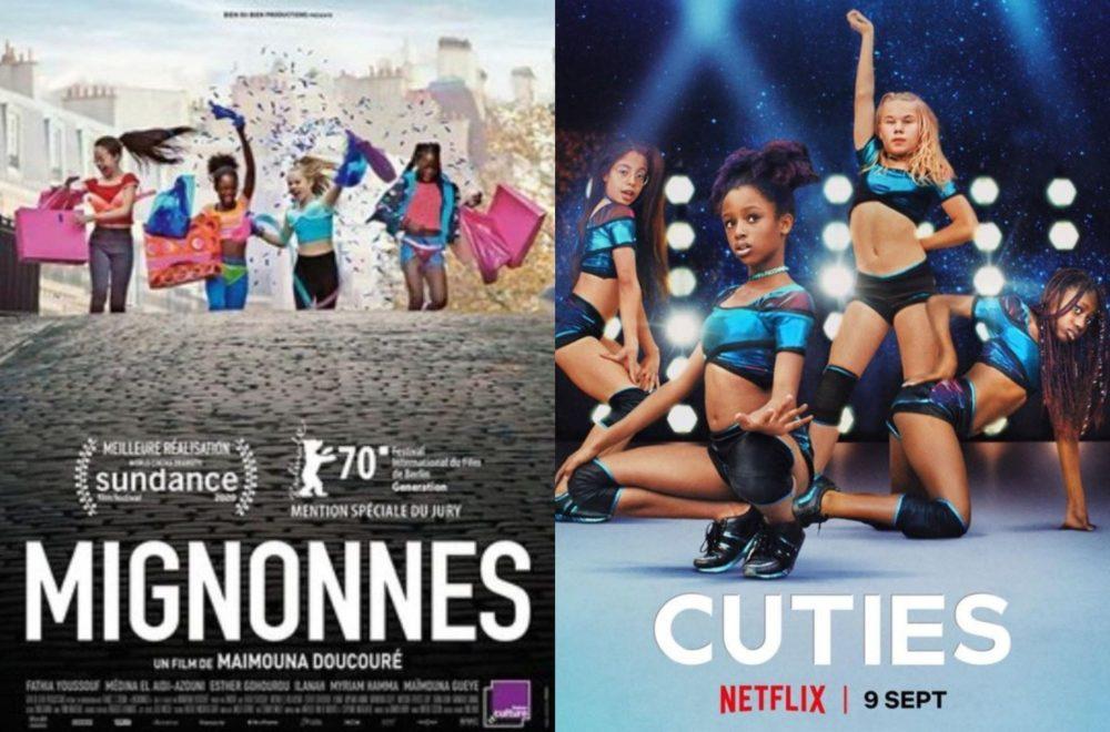 Слева оригинальный постер к фильму, справа версия для Netflix. Фото — 20min.