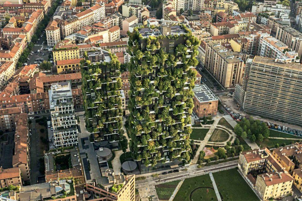 Фото — Stefano Boeri Architetti.