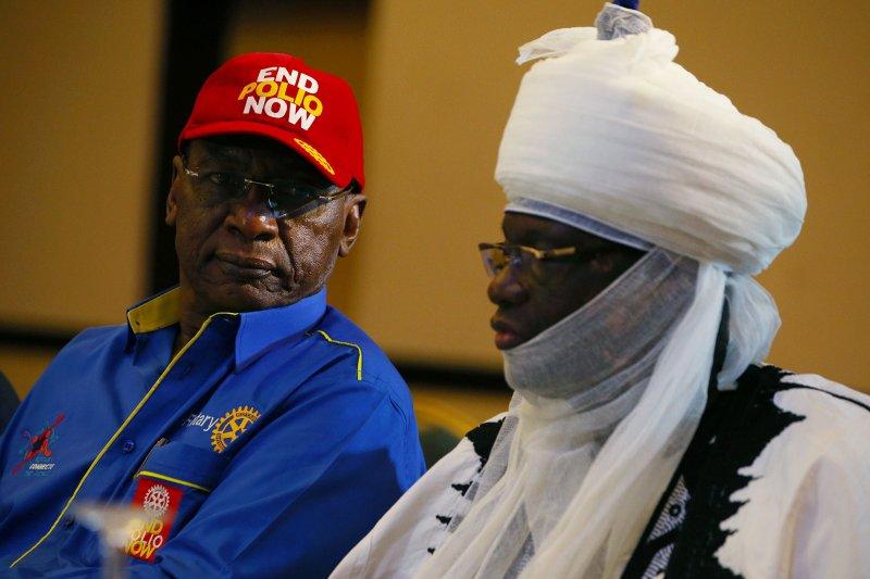Фото — Afolabi Sotunde, Reuters.
