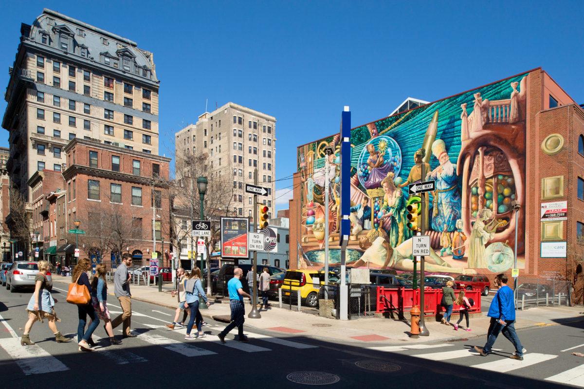 Институт транспорта назвал  пять самых пешеходных городов мира