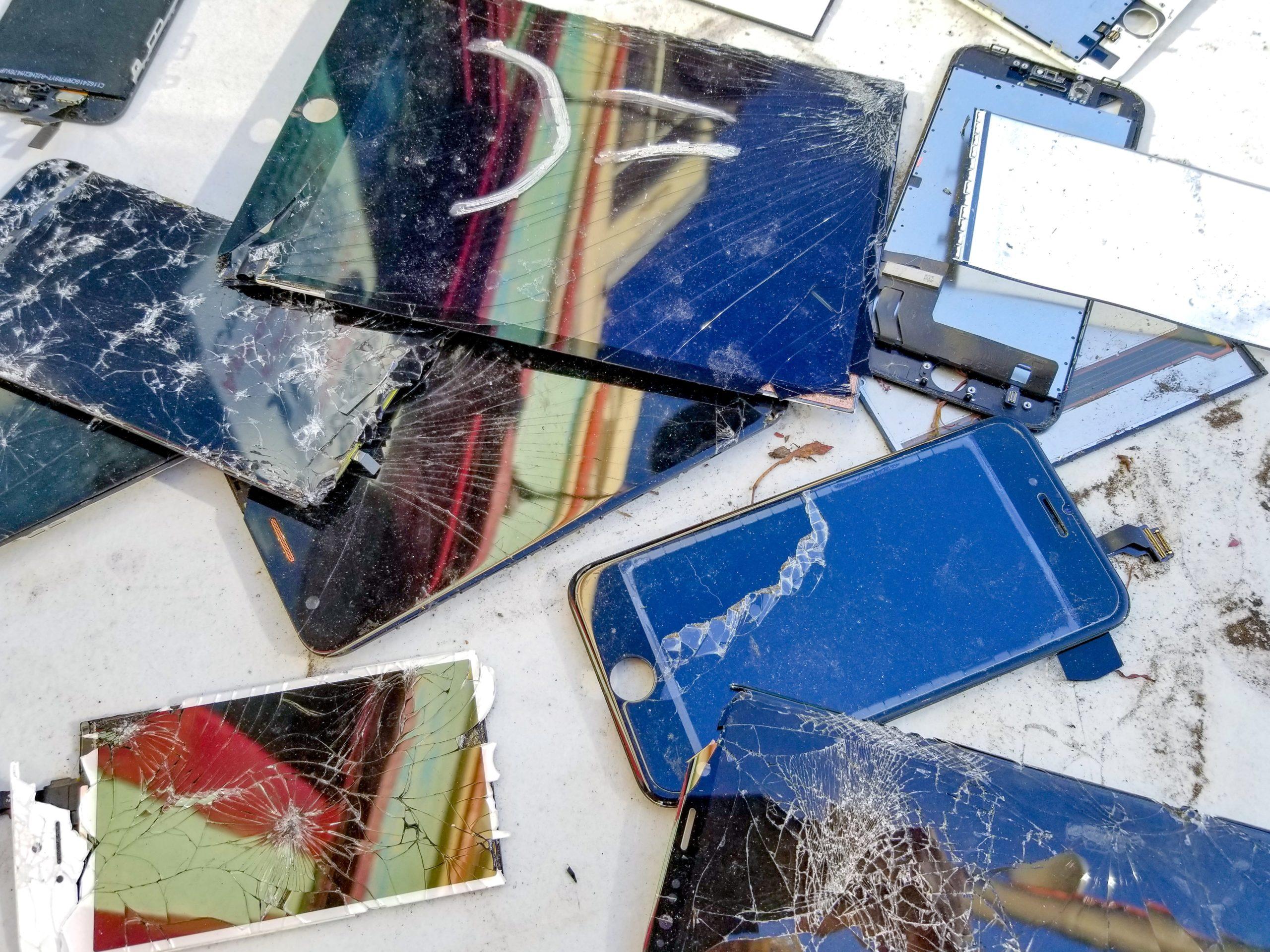 Ученые научились добывать золото из старых смартфонов с помощью бактерий