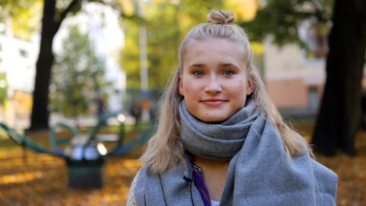 Шестнадцатилетняя девочка на день стала премьер-министром Финляндии
