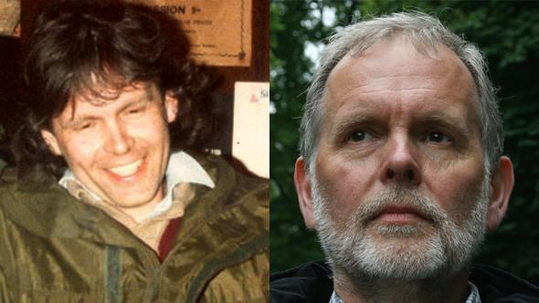 Боб в середине восьмидесятых и сейчас. Фото — страницаSack Bob Lambert на Facebook