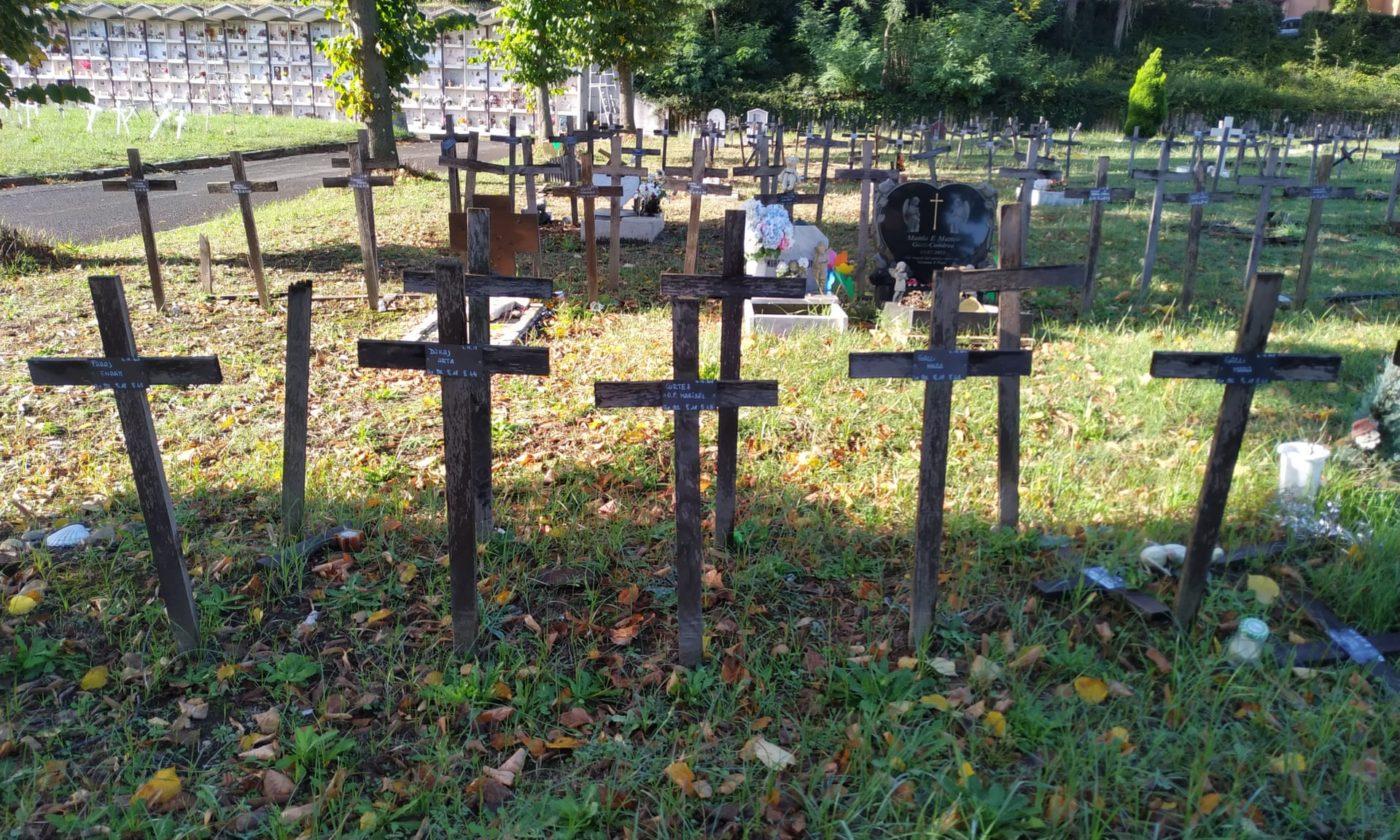 В Италии разразился скандал из-за кладбища с абортированными эмбрионами. На могилах указаны имена женщин