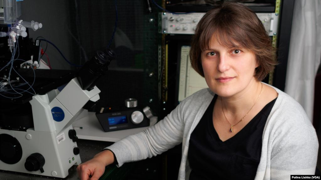 Украинка придумала новое средство контрацепции и получила в США стипендию для гениев