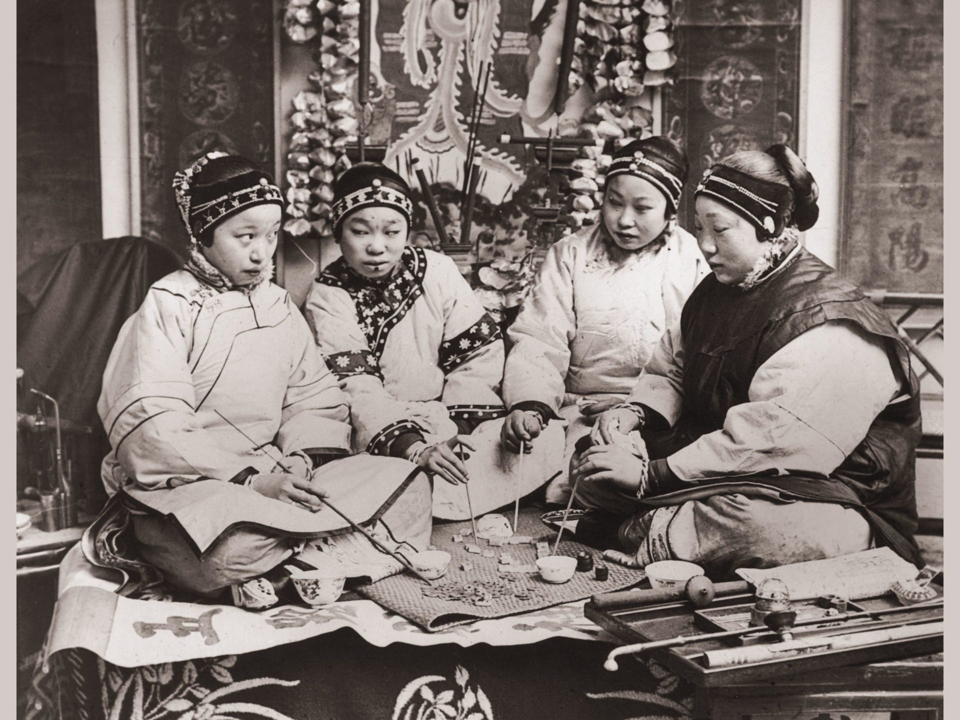 Нюй-шу. История древнего языка, который придумали китайские женщины для общения друг с другом