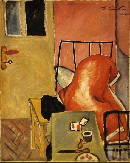 «Комната». Богдан Сойка. 1962 год.
