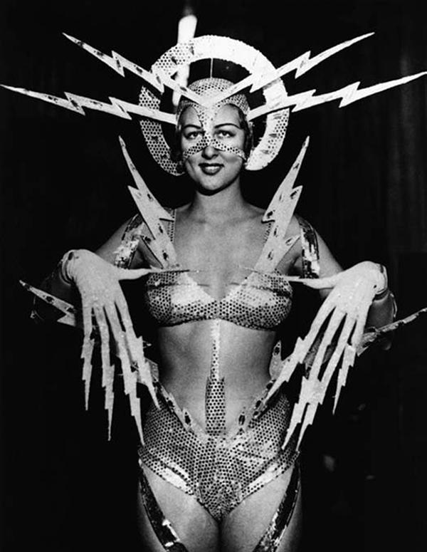 Мисс радио, 1939 год.