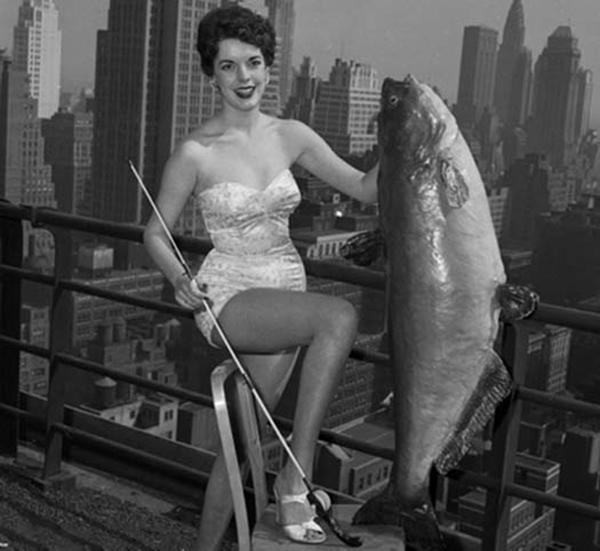 Национальная Королева сомов, 1954 год.