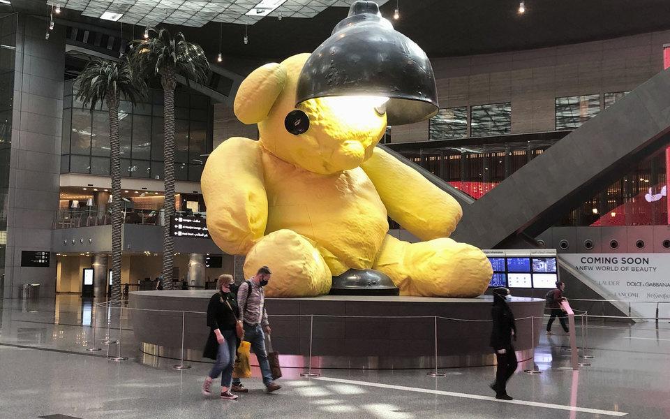 Аэропорт Хамад. Фото — Kyodo / Newscom / Lagion Media.