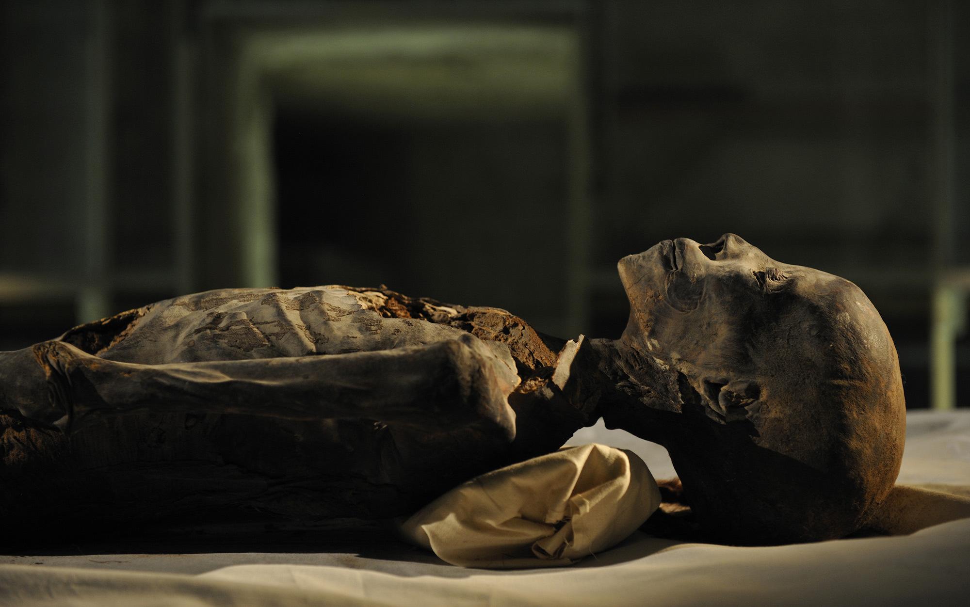 Мумие мое. Как и зачем бальзамированные останки древних египтян использовались в медицине и искусстве