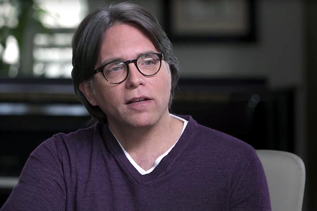Кит Раньер. Снимок экрана — YouTube.