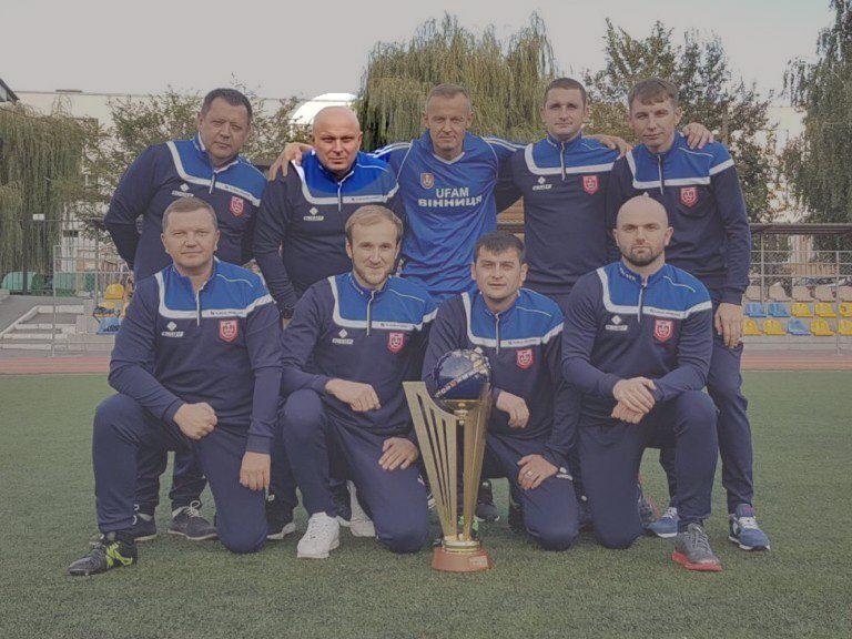 Виктор Колодько играл в футбол.
