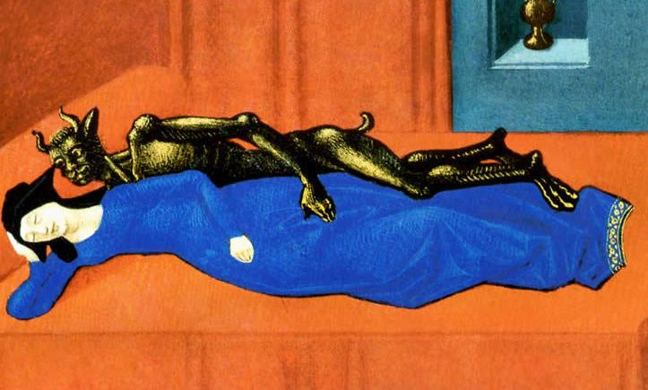Секс с бывшими, кошмары и оргии. Какие эротические сны видят мужчины и женщины — опрос сайта знакомств