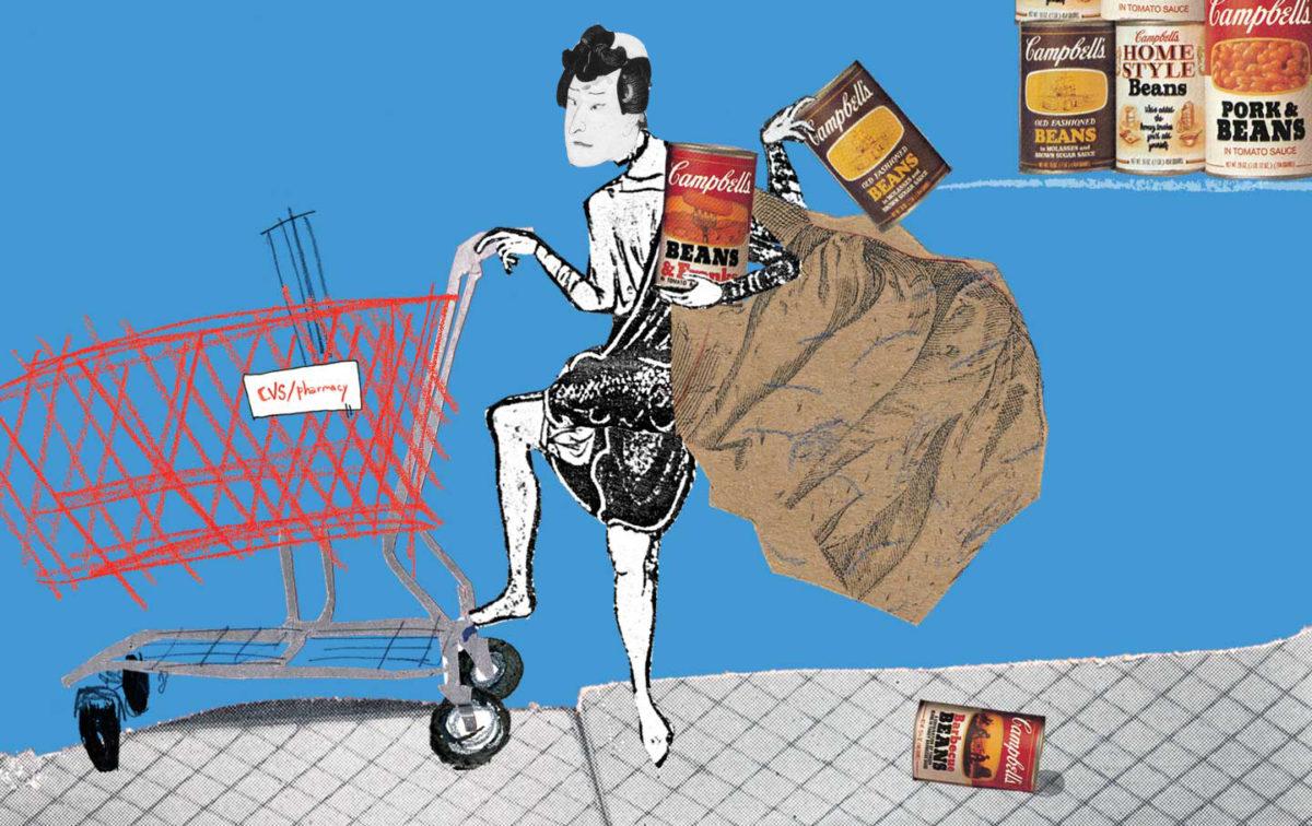В супермаркетах Японии пластиковые пакеты летом стали платными. Теперь там больше воруют
