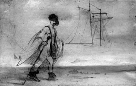 Автопортрет 1848 года. Фото — «Википедия».