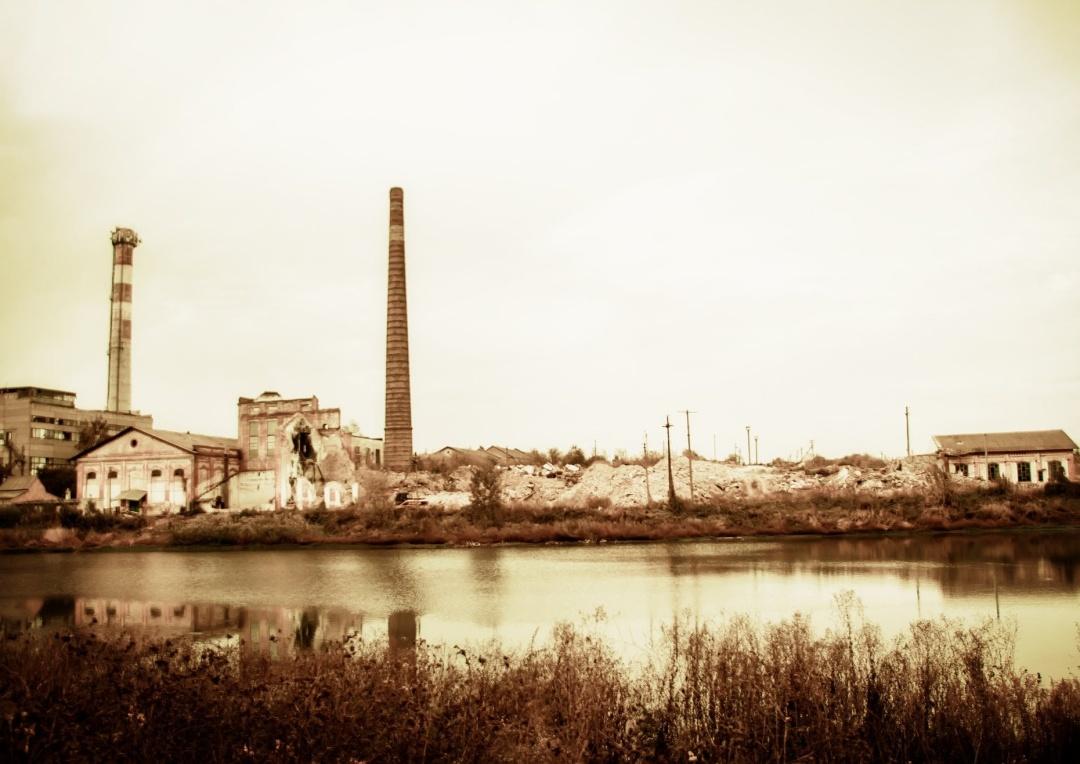 В Черниговской области полностью разрушился завод со 170-летней историей. Его предлагали превратить в арт-объект