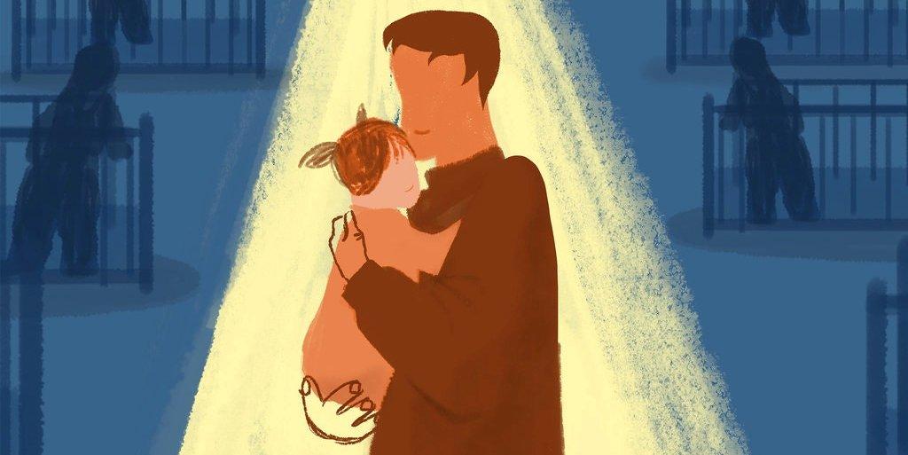Украина вышла на второе место в мире по количеству усыновленных американцами детей