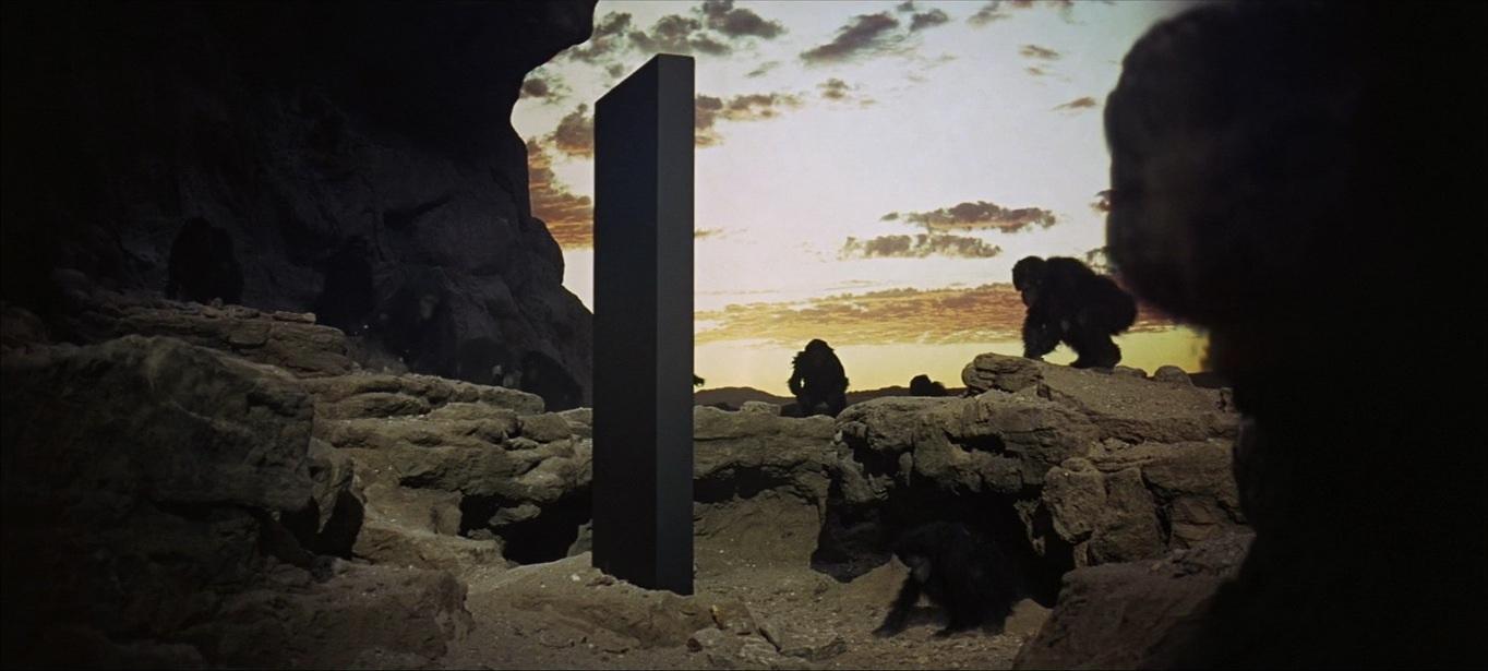 Кадр из фильма «Космическая одиссея 2001 года».