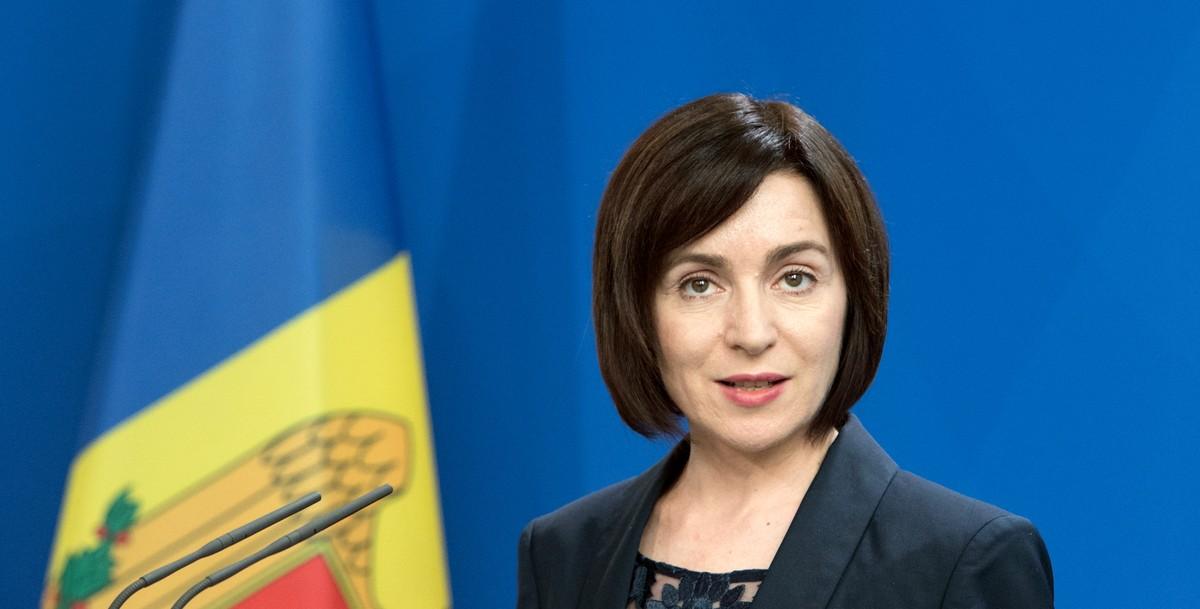 Президентом Молдовы впервые избрана женщина