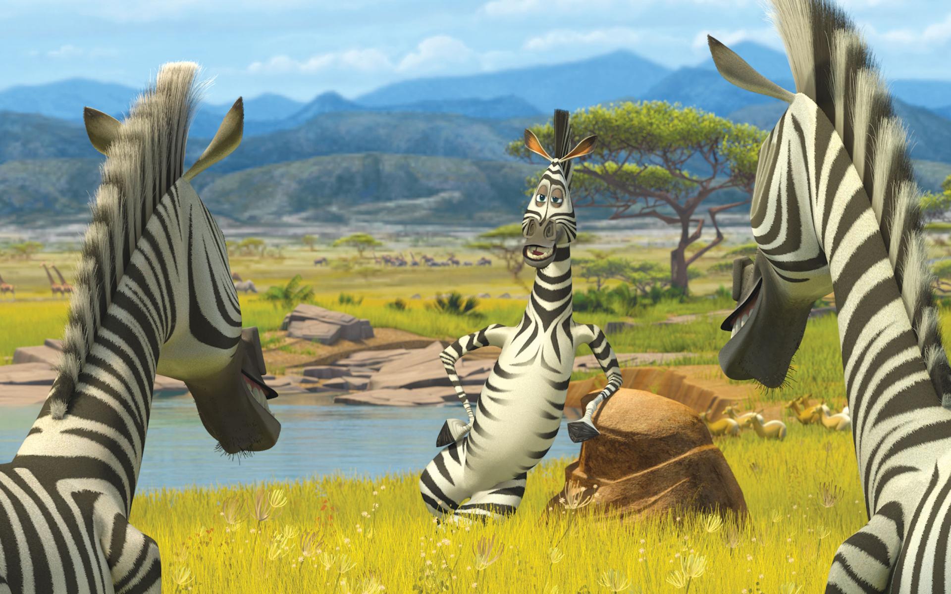В Херсонской области строят сафари-парк «Арабатская Саванна». В нем будут жить зебры, львы и антилопы