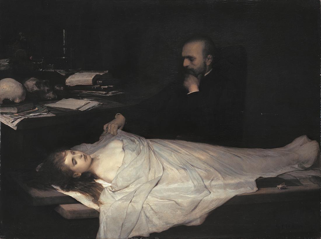 Семь лет жизни с мертвой невестой. Странная и пугающая любовная история Карла Танцлера