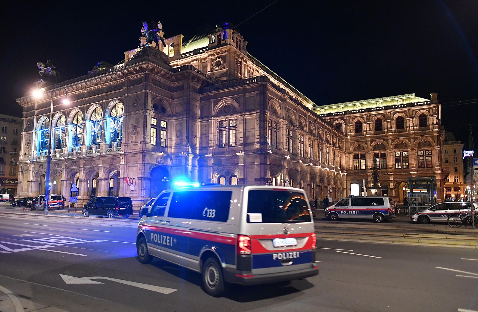 Террористический акт в центре Вены. Что известно на данный момент
