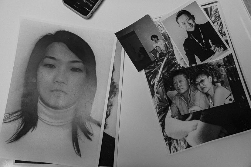 Слева — Наталья, справа — Виктор с женой Ольгой.