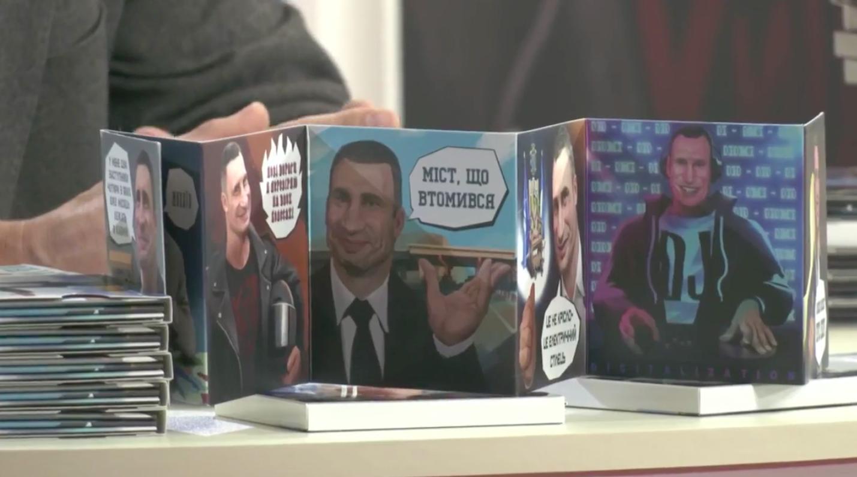 Кличко презентовал книгу со своими цитатами. Мы тоже собрали несколько его фраз-мемов