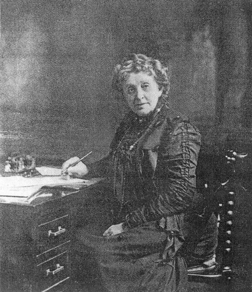 Джозефина Кокрейн.