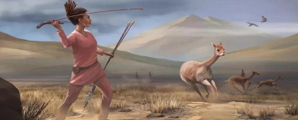 В Перу нашли могилу женщины — охотницы на крупных животных. Захоронению 9000 лет