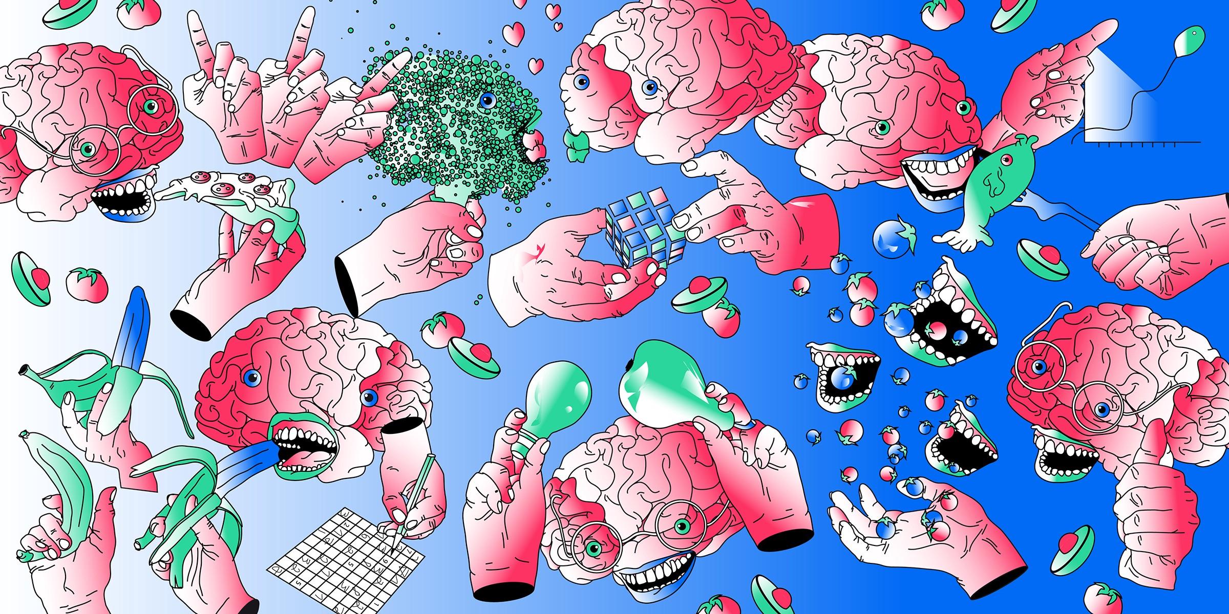 Социальная изоляция и голод похожи для мозга. Исследование