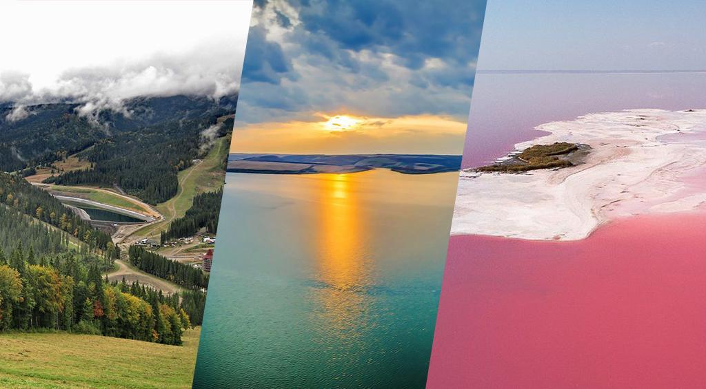 Аркадия, Бакота и Буковель. Google назвал самые популярные запросы о внутреннем туризме в Украине