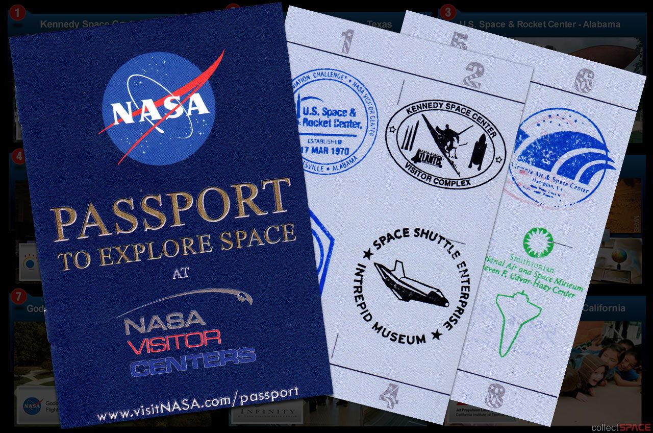 NASA подарит паспорт астронавта зрителям прямой трансляции запуска миссии на МКС