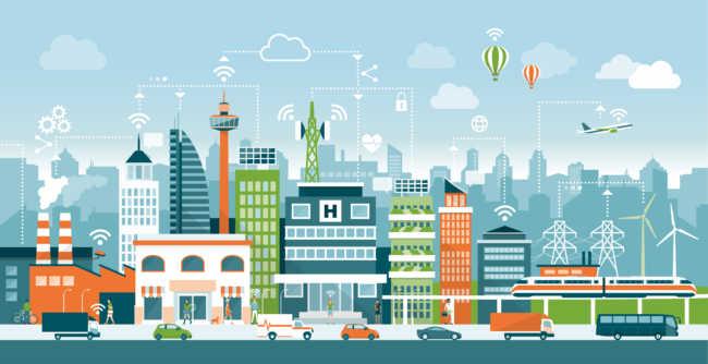 В 2025 году в мире будет 26 умных городов, сейчас нет ни одного. Аналитика Frost & Sullivan