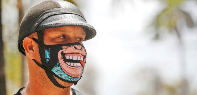 Верховная Рада ввела штрафы за отсутствие и неправильное ношение маски