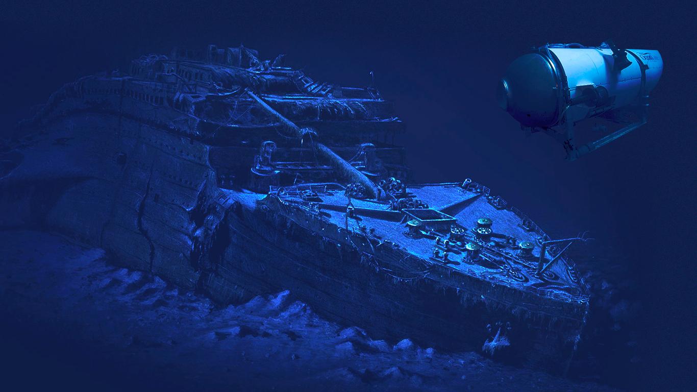 К «Титанику» начнут «водить» экскурсии. Правда, стоить они будут 125 000 долларов