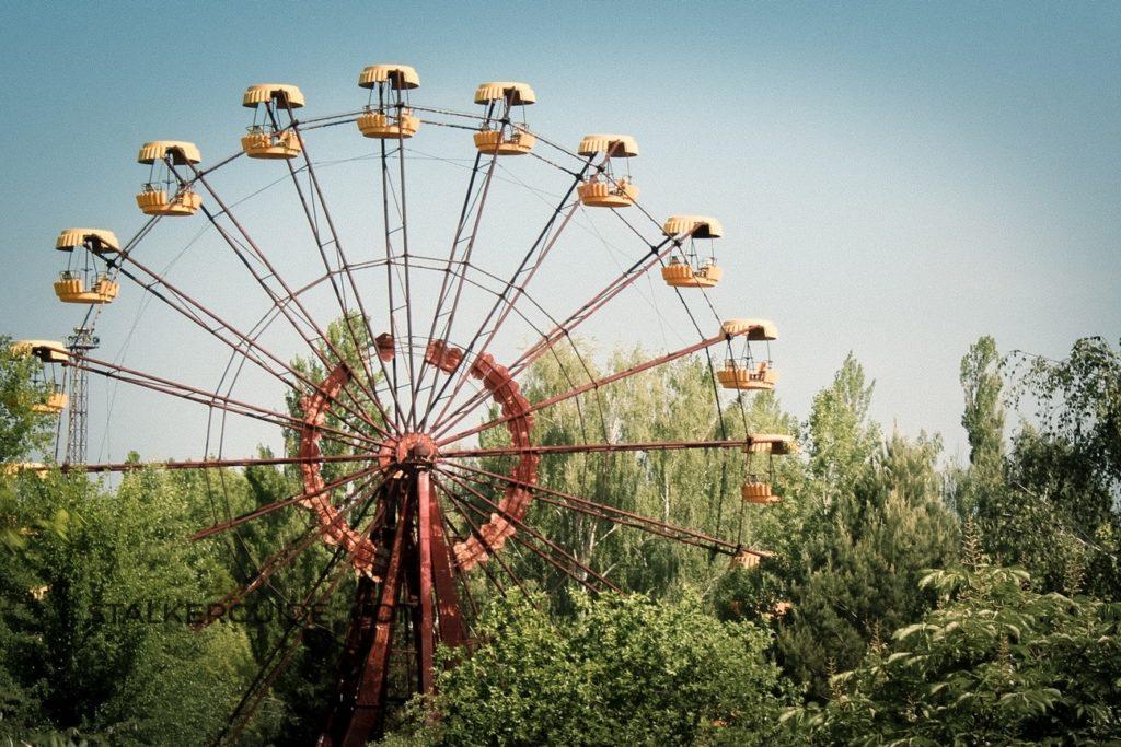 Десять музыкантов создали проект «Звуки Чернобыля»: в их песнях реальные звуки зоны отчуждения