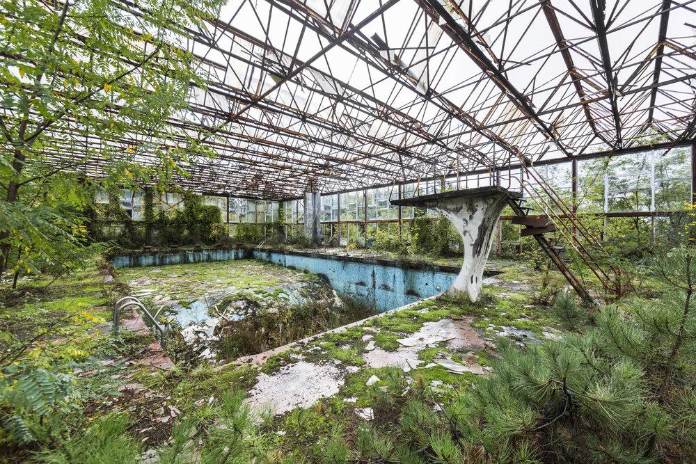 Премия Earth Photo-2020 объявила победителей. Посмотрите, как природа захватывает здания!