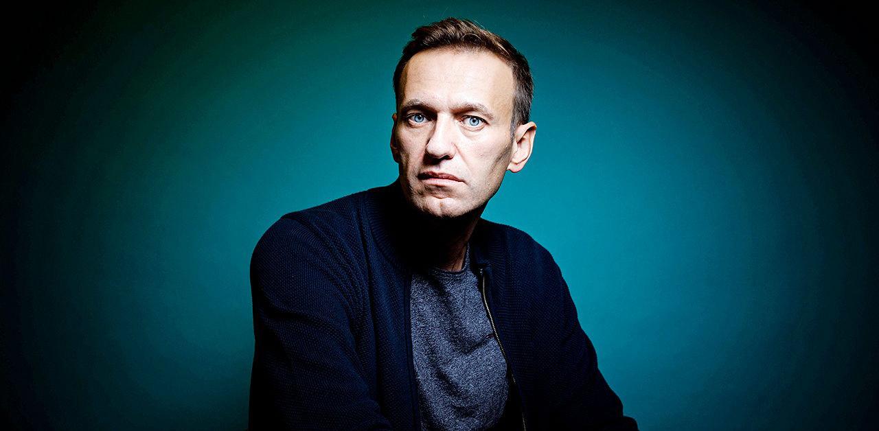 Персоной года в Украине по версии Google стал Навальный