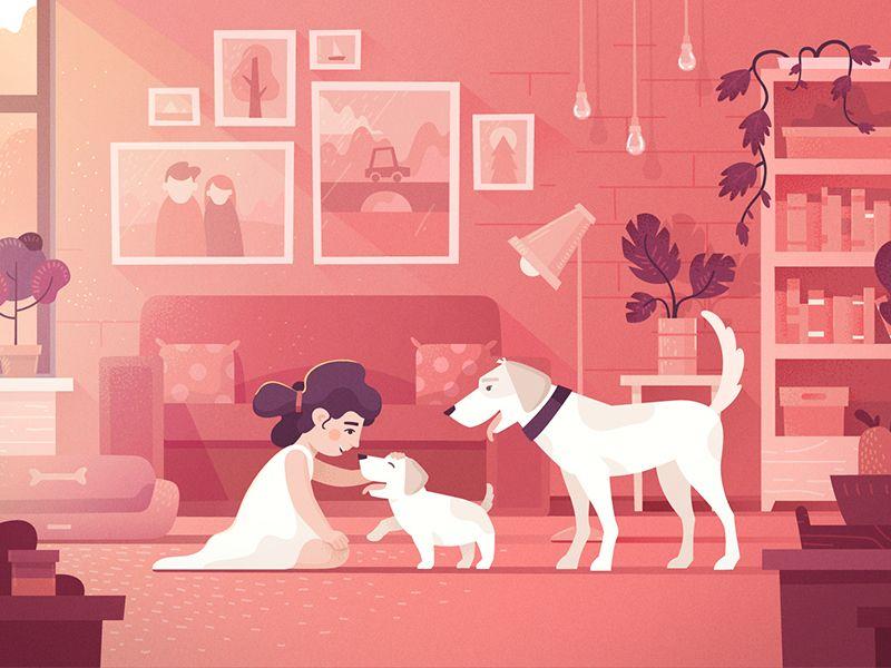 Дети ценят жизнь собаки больше человеческой. Исследование