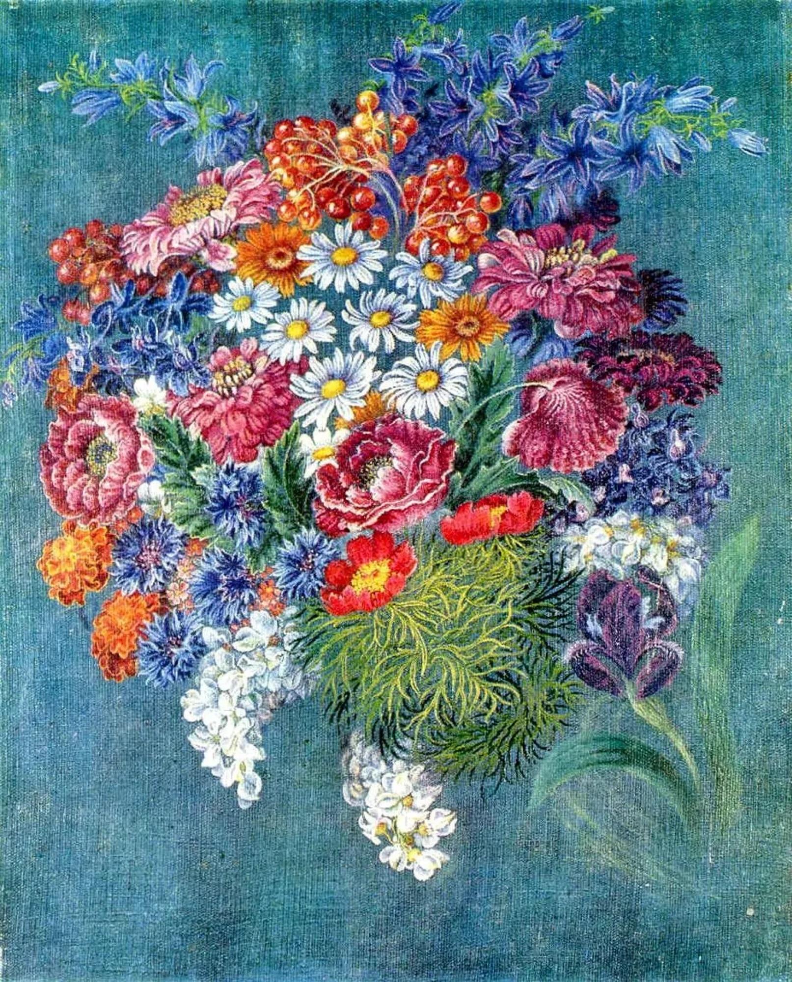 «Букет цветов» (1960). Фото — «Артхив».