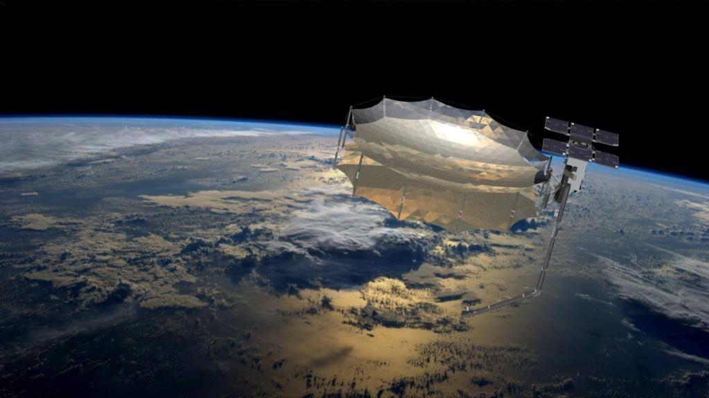 Изображение — Capella Space.