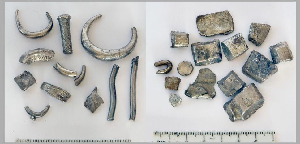 Археологи нашли фальшивые деньги, которым 3000 лет. Подделки чеканили фараоны Египта