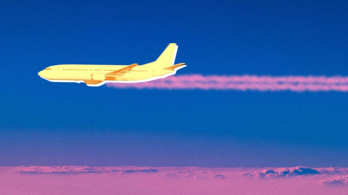 Ученые превратили углекислый газ в реактивное топливо для самолетов
