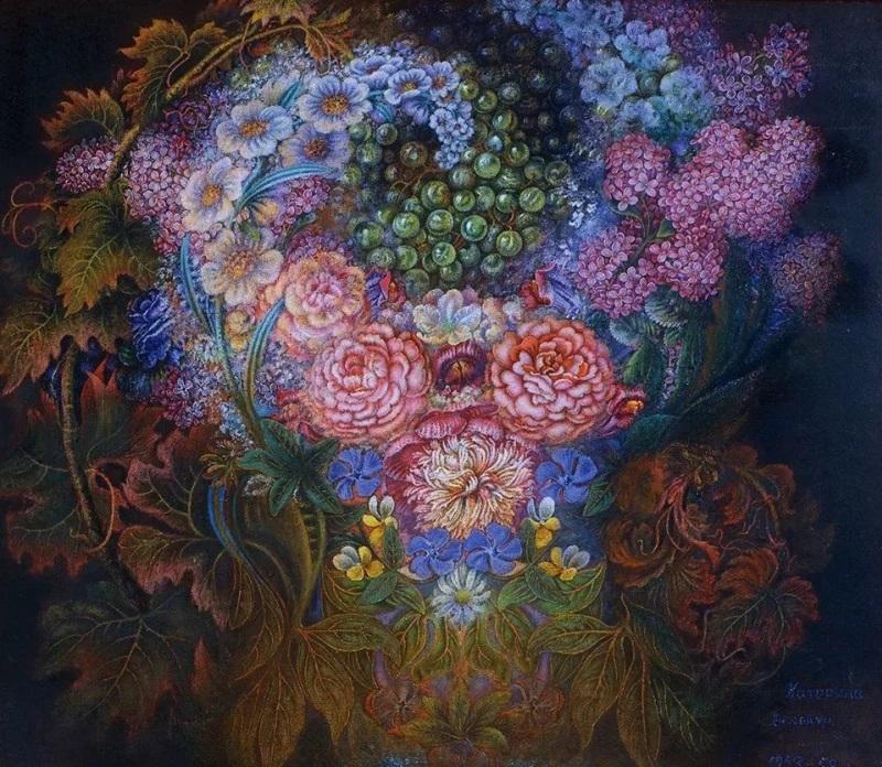 «Цветы и виноград» (1958). Фото — «Артхив».