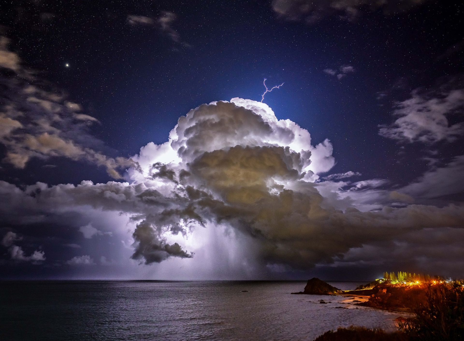 Фото — «Изолированный». Порт Макуори, Австралия. Автор — Will Eades.